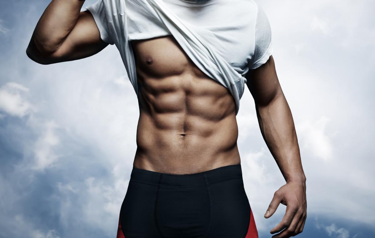 インナーマッスルを鍛えてモテる男の体型に!効果的なトレーニング方法をご紹介