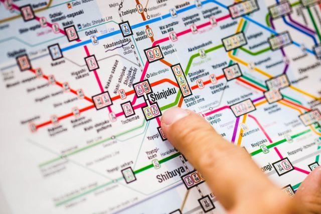 中目黒駅から近いパーソナルジム