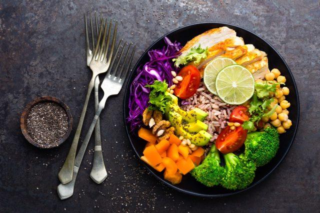 食事意識が筋トレ効果に繋がる
