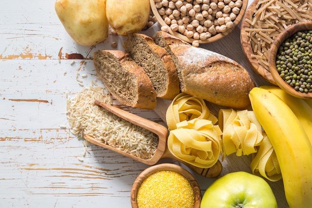筋肥大に効果的な食事メニュー例