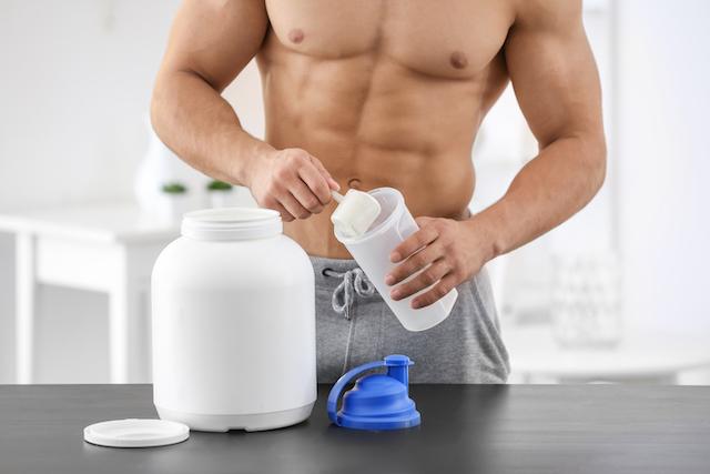 筋肥大に効果的な食事の取り方