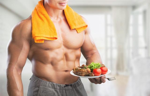 カロリー計算表あり|筋肥大のための食事例と6つのコツを徹底解説