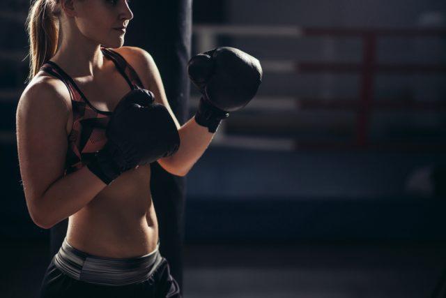 自宅で出来る効果的なキックボクシング3選