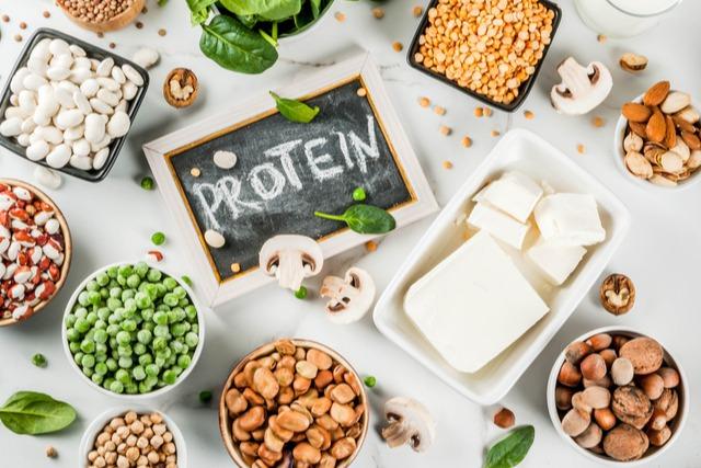 なぜ体づくりに高タンパク質食品が必要なのか