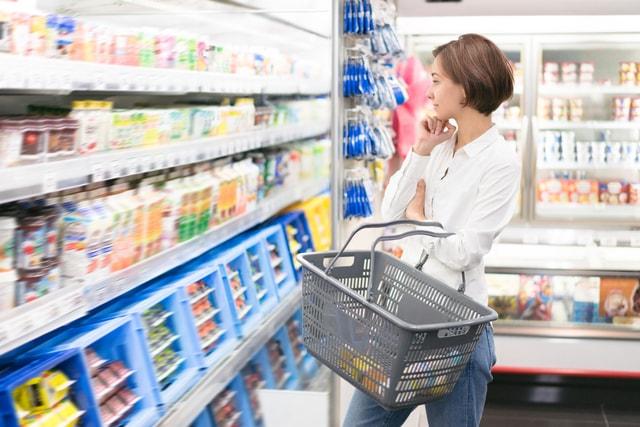 コンビニで購入できる高タンパク質食品