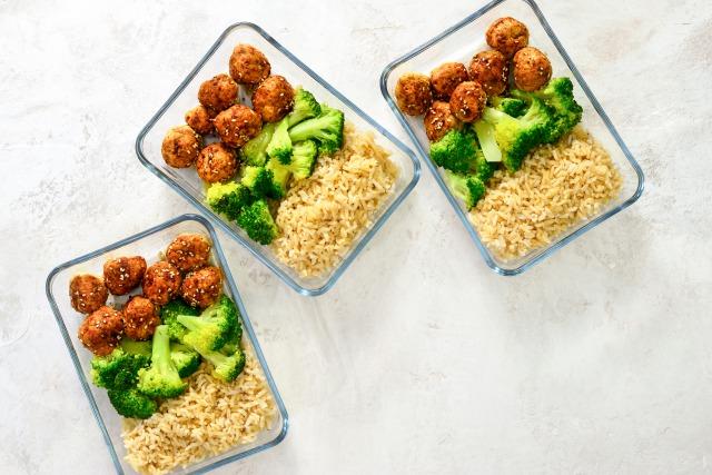筋トレに効果的な食べ方②食事を1日6食に分ける