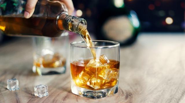 <黄金ルール4>アルコールは蒸留酒