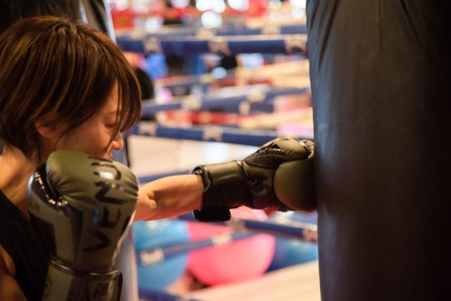 キックボクシングの効果的なフォームを解説