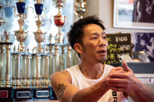 代表トレーナー佐藤さんにインタビュー