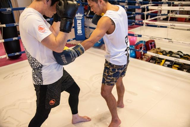 ボクシングを取り入れたパーソナルトレーニングがおすすめ