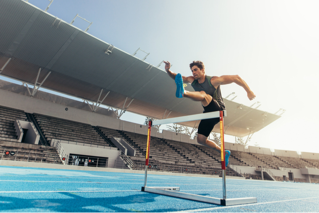 1.適切な運動量を守る