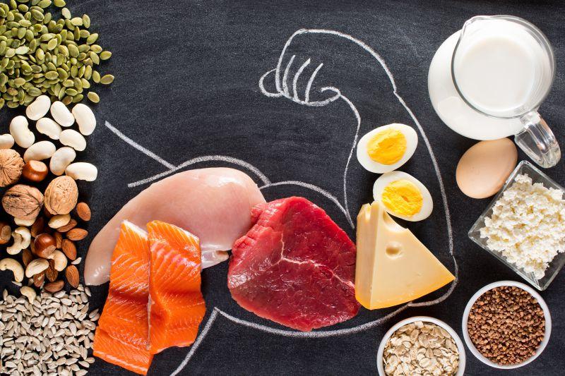 筋肉飯におすすめの食材
