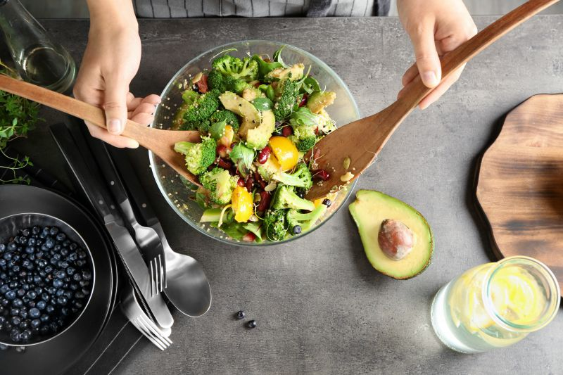 筋肉飯におすすめの野菜