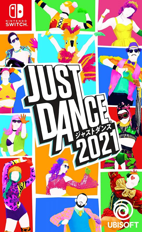 JUSTDANCE2021