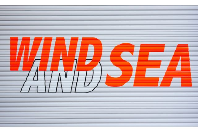 WIND AND SEA(ウィンダンシー)
