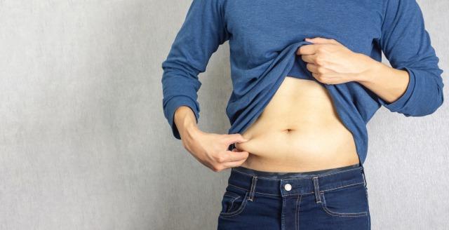 「お腹痩せ」などの部分痩せは難しいという研究結果がある