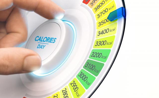 消費カロリーが特別多くない