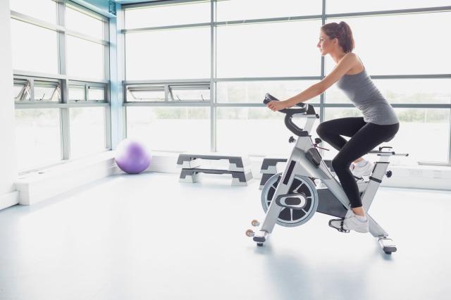 有酸素運動で脂肪を落とす