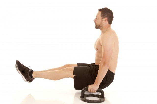 腹筋や全身に効くトレーニングにも応用できる