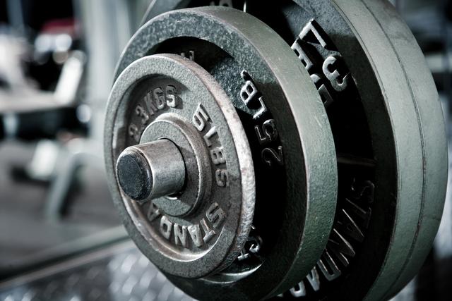 重量を上げるタイミング