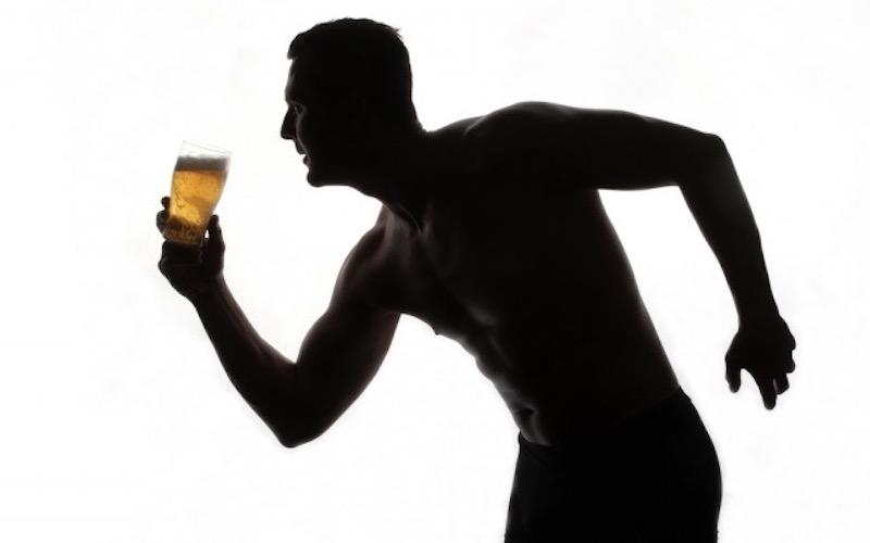 筋 急性 症 アルコール