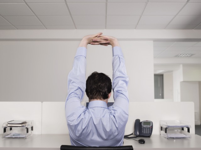 肩こりを予防する方法