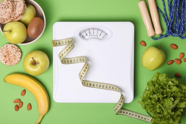 プログラムスタート:体重と食事を毎日報告する