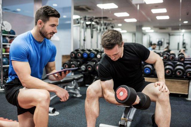 効率よく筋肉をつける方法