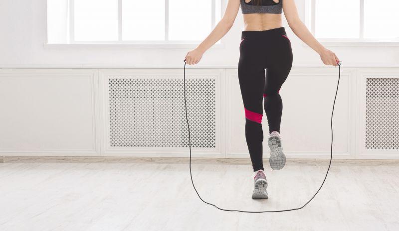 縄跳びダイエットをより効果的にするには?