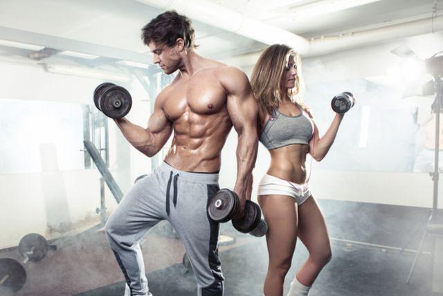 筋肉をつけたい男性必見。筋肥大しやすい部位を鍛える筋トレメニュー