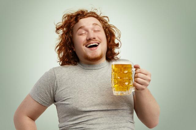 ビール腹を解消するには食事と運動に気を配ろう