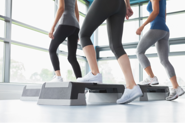 減量に適した運動をする