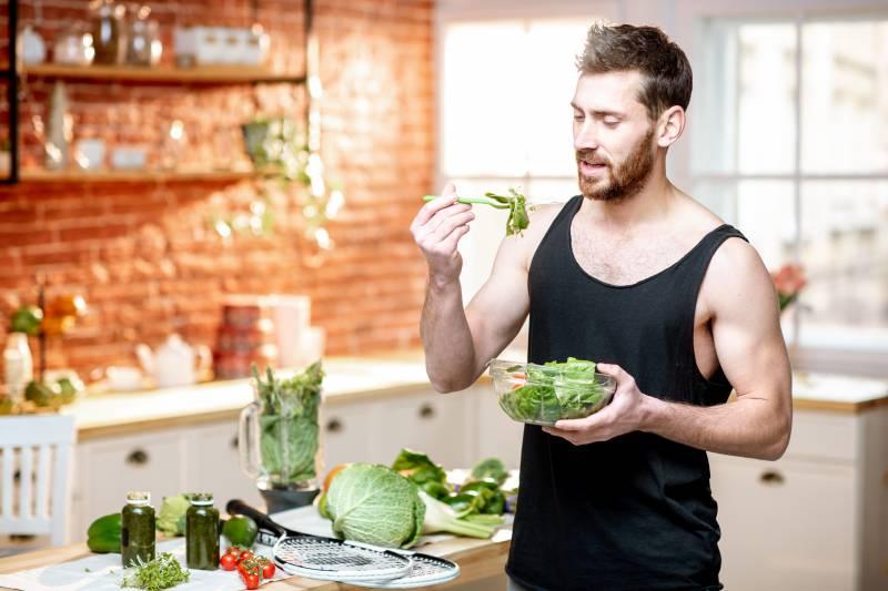 細マッチョになる食事メニューを解説。引き締まった体を作る食事法とは?