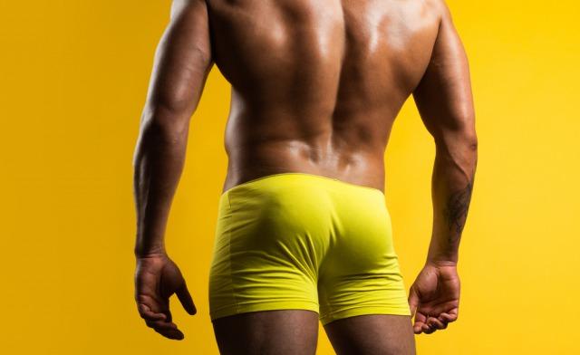 男のお尻に効果的。かっこいいお尻にするための筋トレ6選
