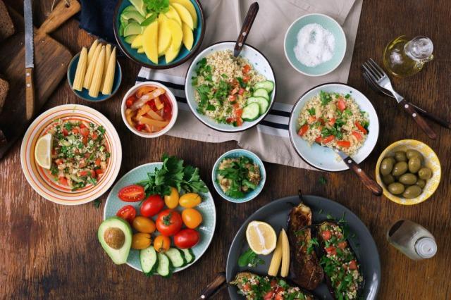 和食中心の無理のない食事を取り入れる