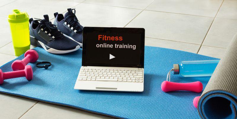 オンライントレーニングのセッティングのコツ