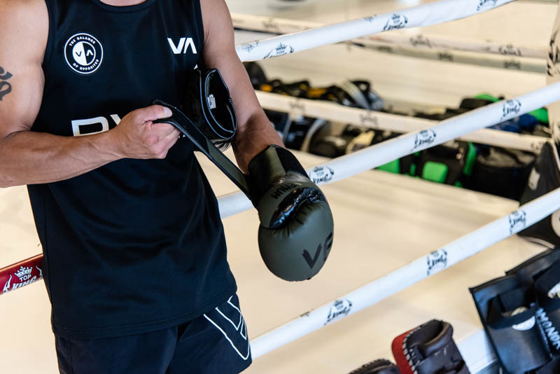 キックボクシングのグローブを選ぶ5つのポイント