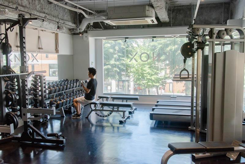 ノックスパーソナルトレーニングジム|札幌の人気ジムに密着取材