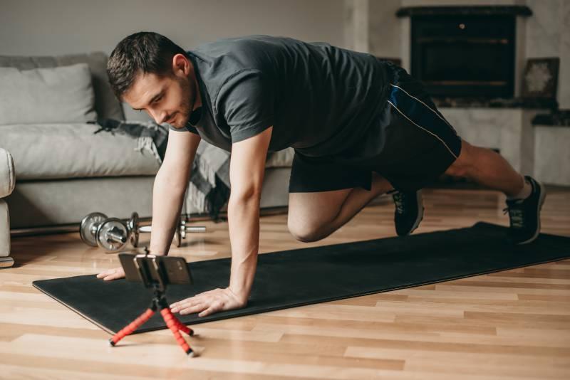 セクシーな筋肉を手に入れるための筋トレメニュー