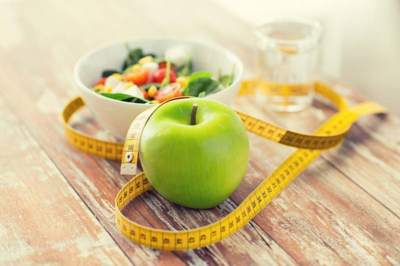 つらい運動をせずに、食事管理だけで痩せられるオンラインパーソナルトレーニング