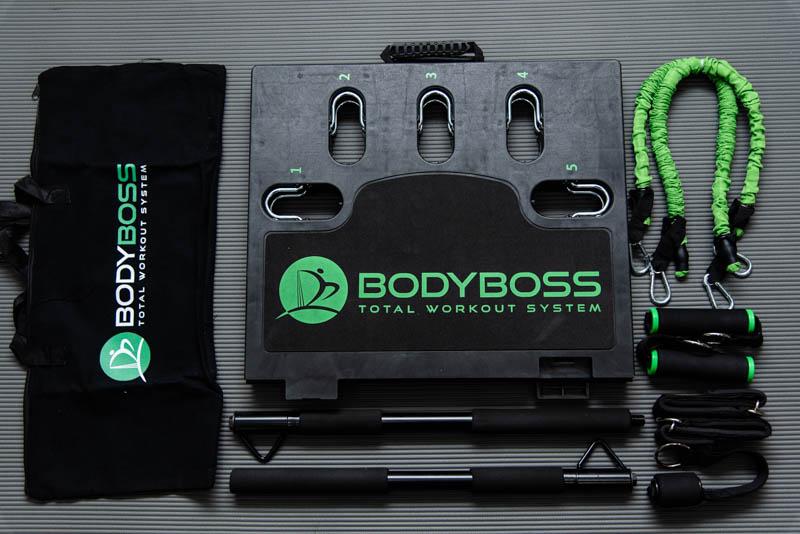 BODYBOSS(ボディボス)のメリット