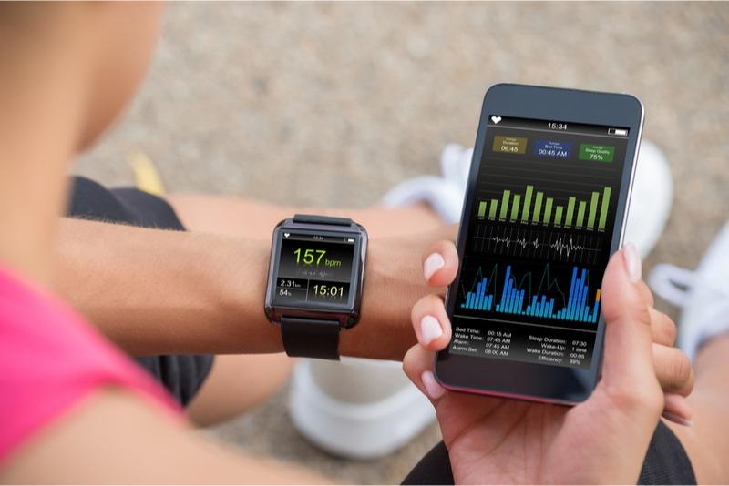 健康管理にはスマートウォッチとアプリを
