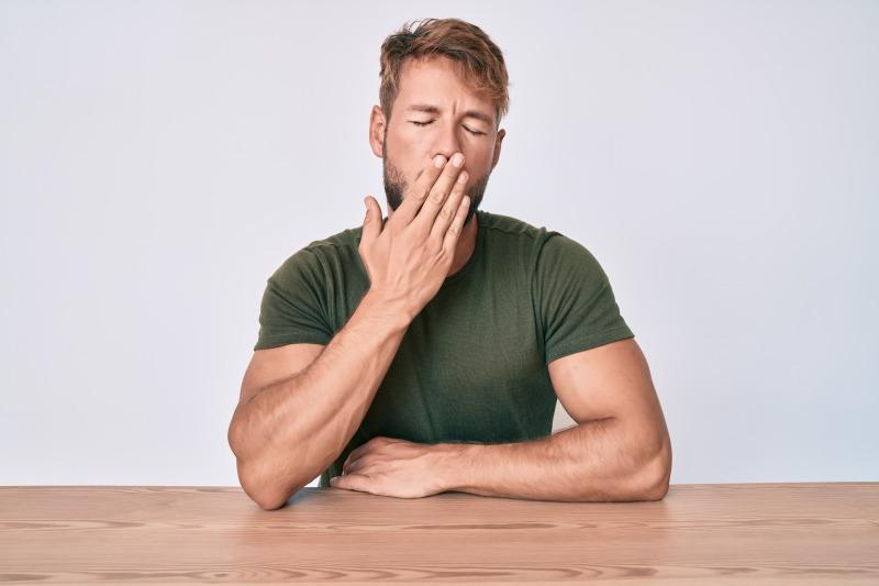 筋トレ後に眠くなる5つの原因