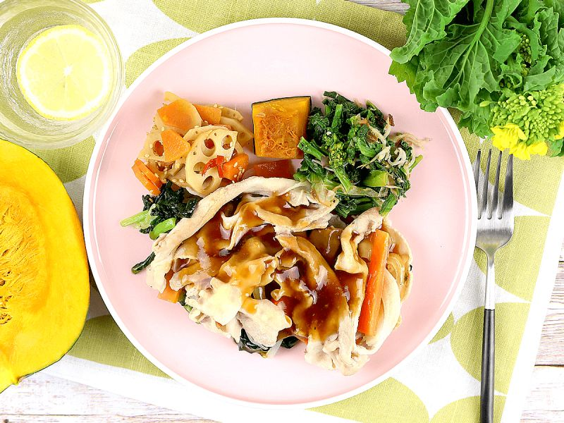宅配食サービスと提携、充実した食事指導