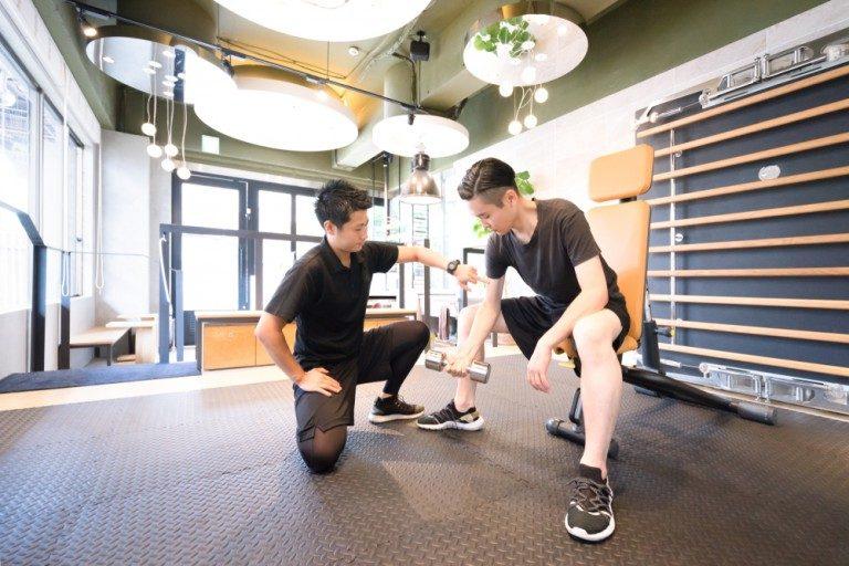 東京でおすすめの男性向けパーソナルトレーニングジム10選。メンズ人気を比較
