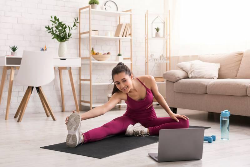 女性向けオンラインパーソナルトレーニングの選び方