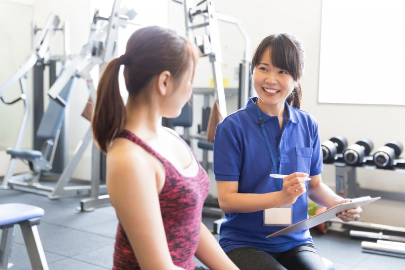 女性トレーナーのみ在籍。女性の通いやすいパーソナルトレーニングジム3選