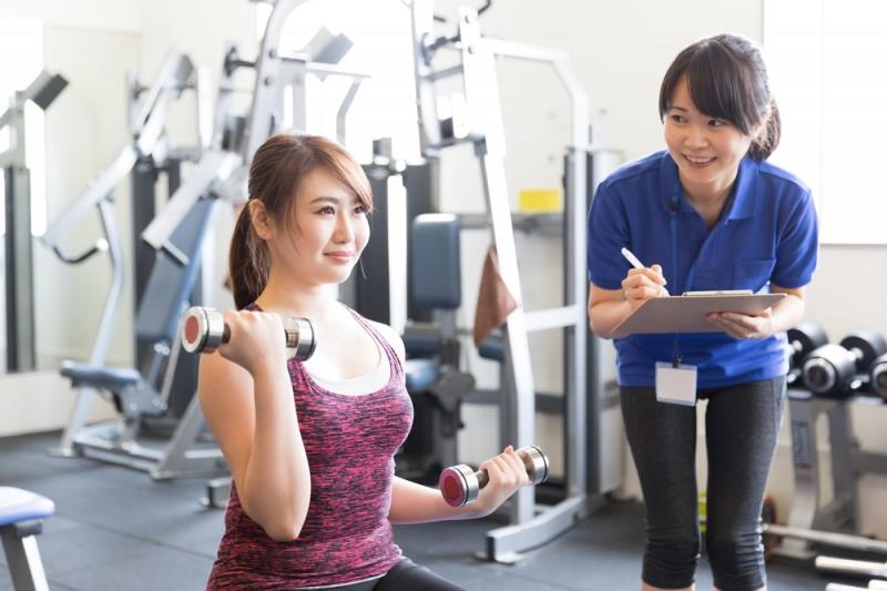 女性トレーナーからパーソナルトレーニングを受けるメリット