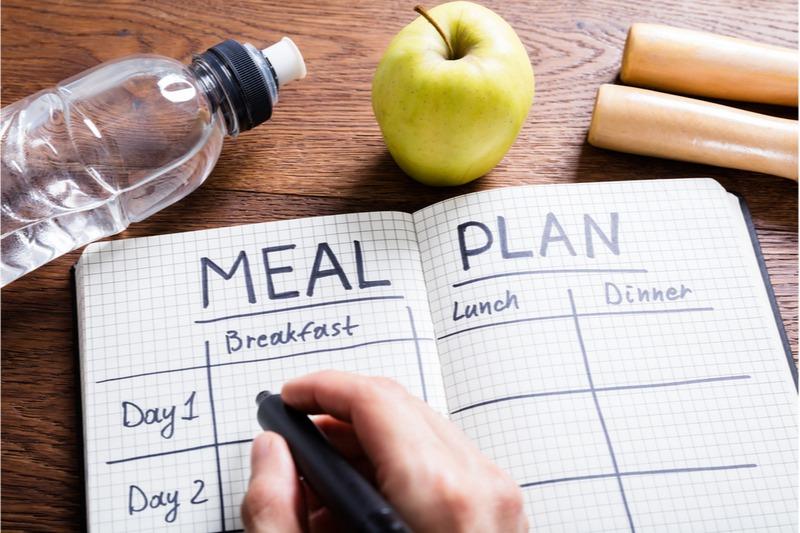 ダイエット成功のカギは、食事にあり