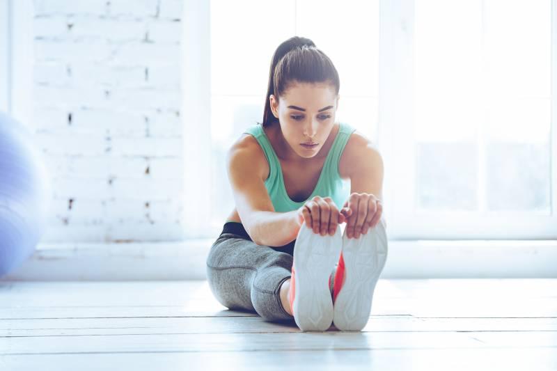 筋トレが難しい女性は中程度の運動でもOK